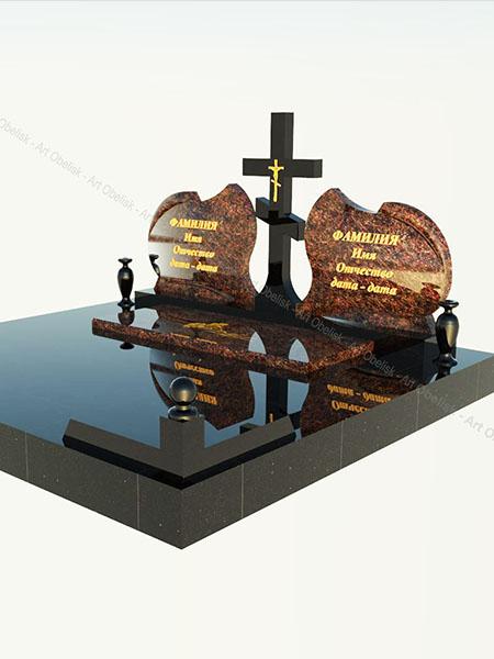 foto Pamyatniki i krest